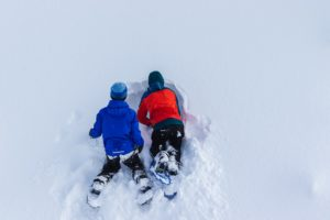 冬 雪遊び 群馬 みなかみ おすすめ 子供 そり 子連れ ママ・パパ